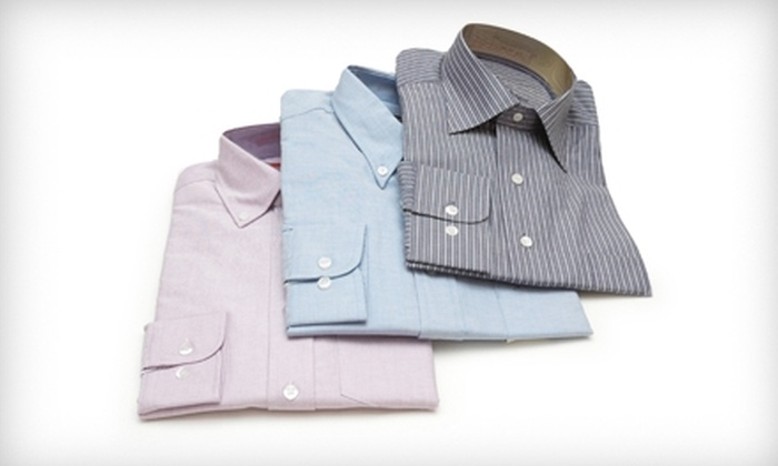 Image Dry Cleaners - Chicago: $20 for $45 Worth of Dry Cleaning and Laundry Services from Image Dry Cleaners