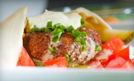 $20 Groupon to Jerusalem Foods - Jerusalem Foods in Chandler