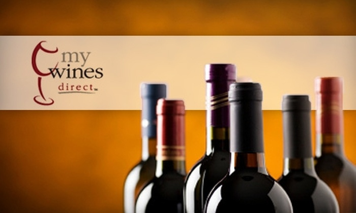 MyWinesDirect.com - Albuquerque: $40 for $85 Worth of Wine Shipped Right to Your Door from MyWinesDirect.com