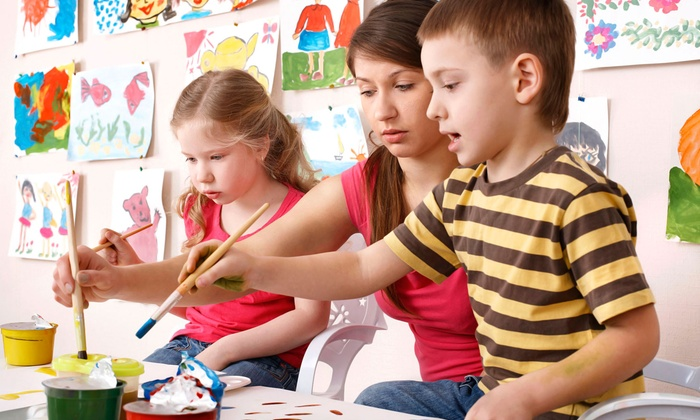 Planet Kids - Southpark: One Day, Weekend, or Week of Childcare Services at Planet Kids (Up to 51% Off)