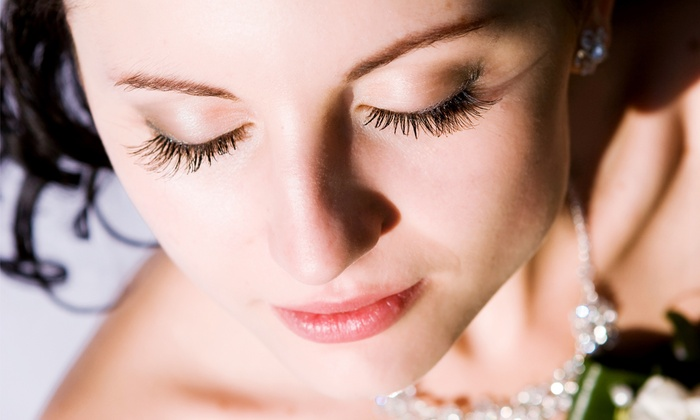 Alondra Rena's Artistry - Home Park: Silk Eyelash Extensions with Optional Refill at Alondra Rena's Artistry (Up to 72% Off)