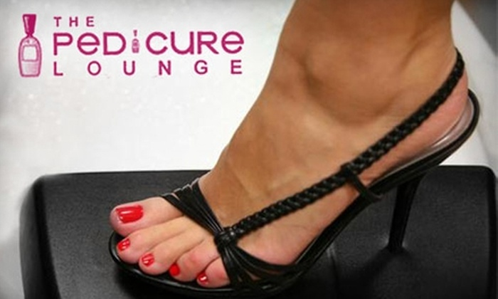 The Pedicure Lounge - Southwestern Sacramento: $30 for Mani-Pedi at The Pedicure Lounge ($60 Value)