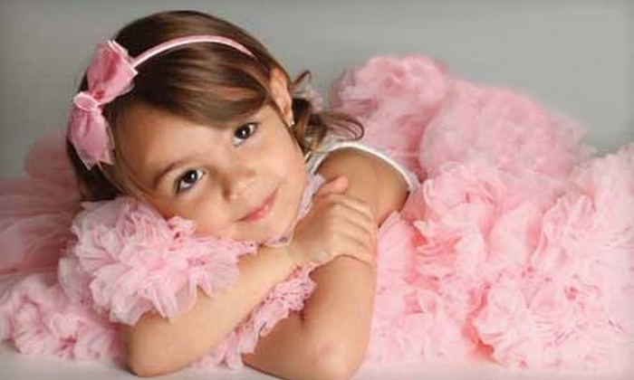 Sears Portrait Studio, Kiddie Kandids Studio and Picture Me Portrait Studios - Bakersfield: $10 for $25 Toward Products and Services at Sears Portrait Studio, Kiddie Kandids Studio, or Picture Me Portrait Studios