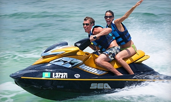 Jet ski business plan