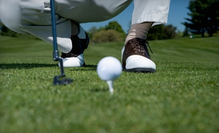 Wesburn Golf & Country Club: Weekday Round of Golf for 2 Plus Cart Rental - Wesburn Golf & Country Club in South Rockwood