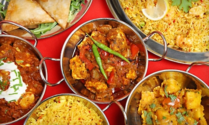 Curry Mantra - Fairfax: $15 for $30 Worth of Authentic Indian Fare and Drinks at Curry Mantra in Fairfax
