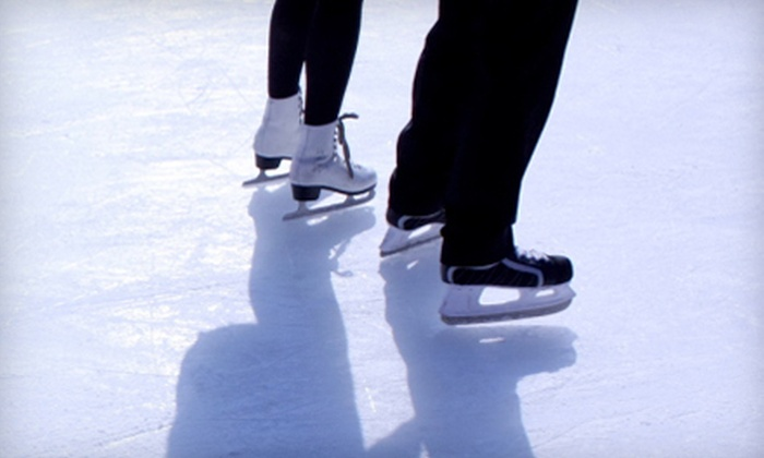 Palm Beach Skate Zone  - Lake Worth: Ice-Skating Outing for Two or Four or Birthday Party for Up to 10 at Palm Beach Skate Zone in Lake Worth (Up to 54% Off)