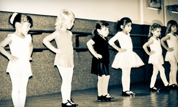D'Ette & Co. Dancers - Multiple Locations: $50 for Seven Weeks of One-Hour Preschool Classes ($100 Value) or $75 for a Weeklong Summer Camp ($150 Value) at D'Ette & Co. Dancers
