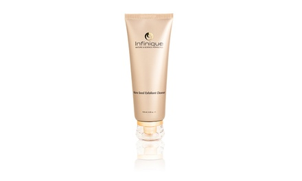 Infinique Exfoliant Cleanser; 4.05oz.