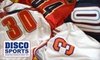 Disco Sports - Tuckahoe: $15 for $30 Worth of Sporting Goods at Disco Sports