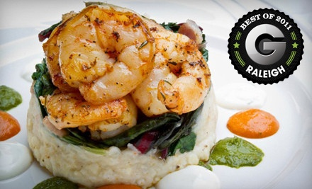 $50 Groupon to Carolina Crossroads Restaurant  - Carolina Crossroads Restaurant in Chapel Hill