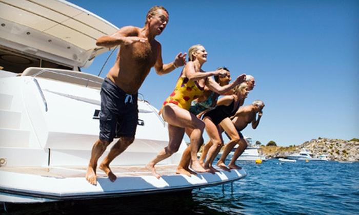 2012 Denver Boat Show - Central Business District: $10 for Two Tickets to the 2012 Denver Boat Show (Up to $20 Value)