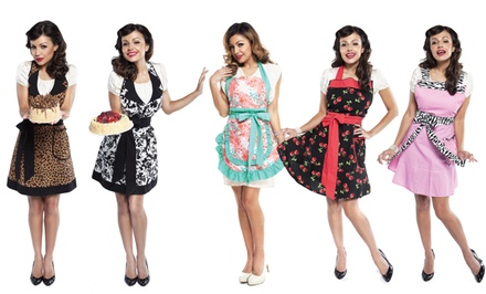 Flirty Cotton Aprons