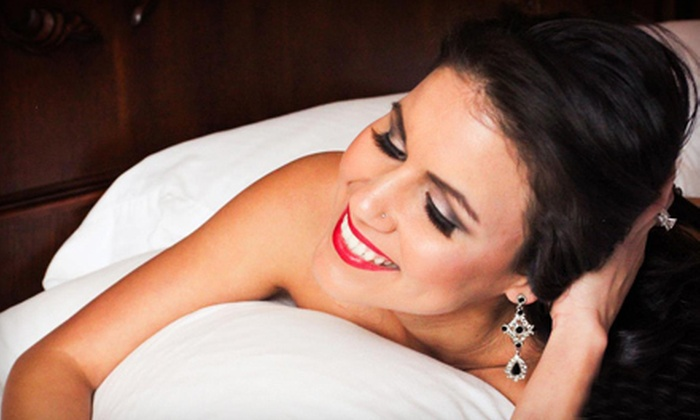 Avenue D Photography - Lexington: One- or Two-Hour Boudoir-Photo-Shoot Package from Avenue D Photography (Up to 80% Off)