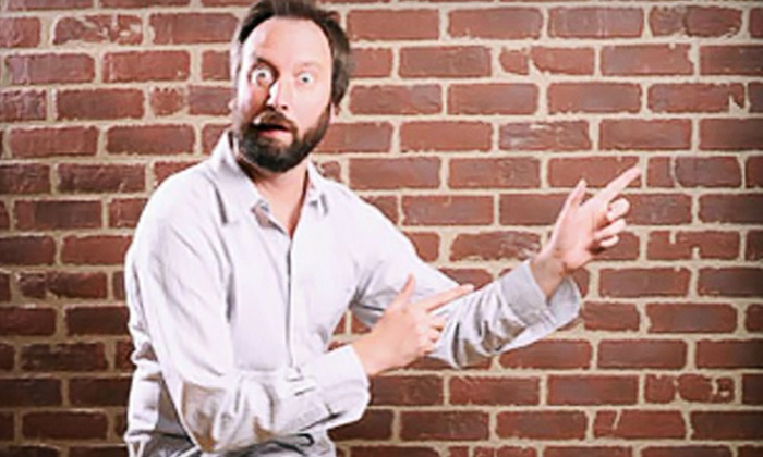 Tom Green - Downtown: One Ticket to See Tom Green Live Taping at the Wilbur Theatre on September 30 at 7:30 p.m. or 10 p.m.