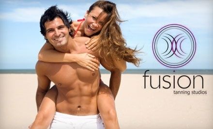 Fusion Tanning: One-Month of Unlimited Tanning - Fusion Tanning in Richmond