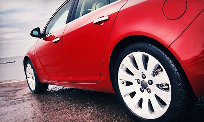 Xtreme Kleen Car Wash - Damwold: Touch-Free Automatic Car Washes at Xtreme Kleen Car Wash in Sanford (Up to 64% Off)