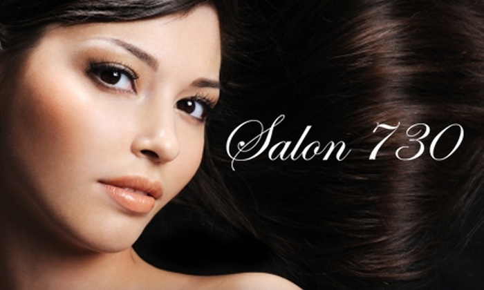 Salon 730 - Fredericksburg: $30 for $70 Worth of Salon and Spa Services at Salon 730