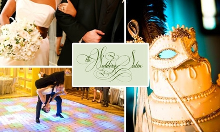 The Wedding Salon - Garment District: $15 for Two Admissions to The Wedding Salon Bridal Show on November 15 Plus Gift Bag (a $50 Value)