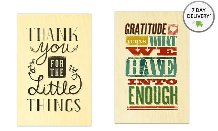 "8""x12"" Wooden Thanksgiving Signs: 8""x12"" Wooden Signs with Thanksgiving Sayings. Free Returns."
