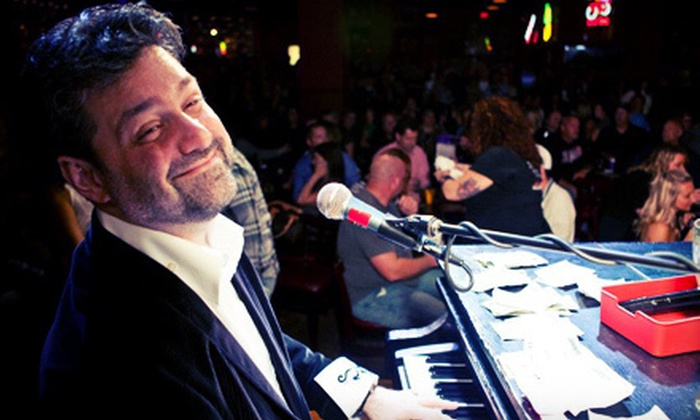 Shout House Rock 'N Roll Dueling Pianos - Downtown West: Anniversary-Celebration Package for One or Four at Shout House Rock 'N Roll Dueling Pianos (Up to 69% Off)