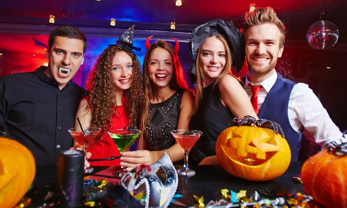 """Boston Event Guide - Commonweath Pier: $19 for One Ticket to the """"Sinners and Saints"""" Halloween Cruise from Boston Event Guide ($40 value)"""