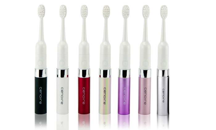 Cenoire Eluo Sonic Travel Toothbrush: $6.99 for a Cenoire Eluo Sonic Travel Toothbrush ($30 List Price). Multiple Styles Available.
