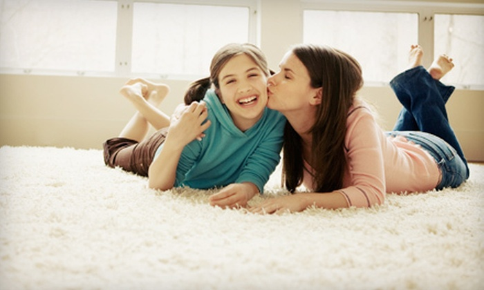 Upstate Carpet and Air Duct Cleaning - Rochester: $119 for Carpet Cleaning for All Carpet in Home from Upstate Carpet and Air Duct Cleaning ($250 Value)