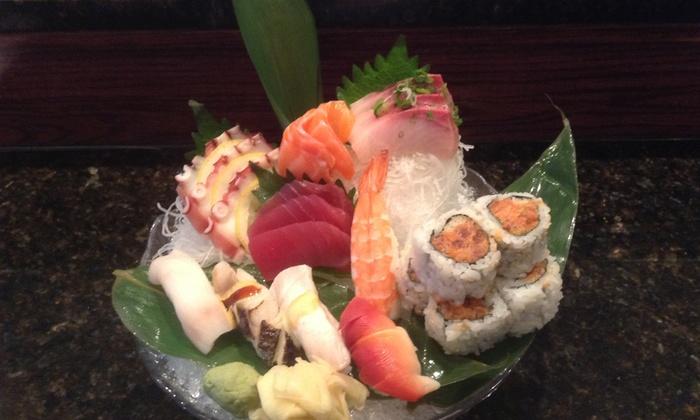 Miku Sushi Asian Cuisine - Mount Sinai: $15 for $25 Worth of Asian Fusion — Miku Sushi Asian Cuisine