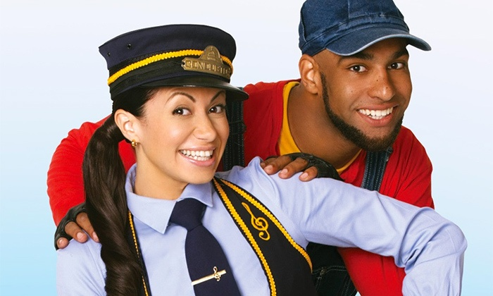 """Disney Jr. Choo Choo Soul - Southern Kentucky Performing Arts Center : Disney Junior's """"Choo Choo Soul"""" with Genevieve presented by Historic Railpark on Saturday, September 12 at 10:30 a.m."""