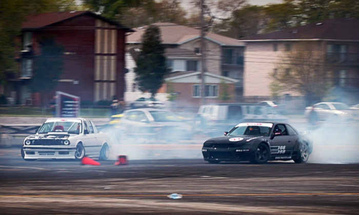 AutoMass Round 2 - Bridgeview: AutoMass Car Show and Drift Expo at Toyota Park on September 23 at 10 a.m. (Up to 53% Off). Two Options Available.