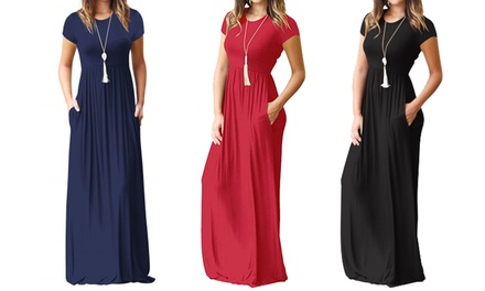 1 ou 2 robes maxi casual  Empirepour femme