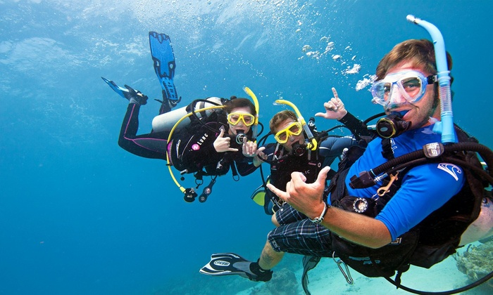 Dive World - Toronto: Up to 54% Off Discover Scuba Diving Experience at Dive World