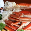 42% Off Seafood Meal with Drinks at Hokkaido Seafood Buffet