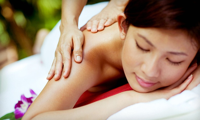 Healing Touch Bodywork at On Broadway Salon - Moore: Massage at Healing Touch Bodywork at On Broadway Salon in Moore (Up to 59% Off). Three Options Available.