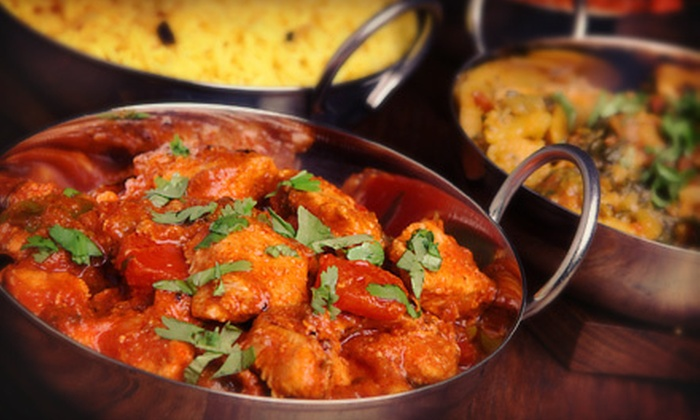 BanZara Restaurant - Innsbrook: Indian Meal for Two or $15 for $30 Worth of Indian Food at BanZara Restaurant