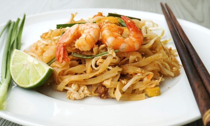 Thipi Thai - La Grange: Thai Cuisine at Thipi Thai (Up to 40% Off)