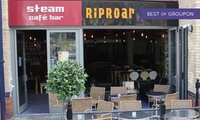 Riproar Comedy Show: One (1) Ticket with Meal, 22 April–30 June (Up to 55% Off)