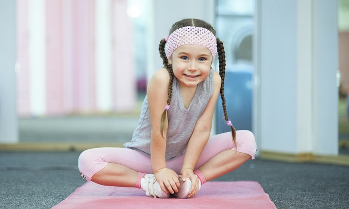 Yoga Company - Virginia Beach: One-Week Kids' Yoga and Movement Camp for One or Two at Yoga Company (Up to 52% Off)