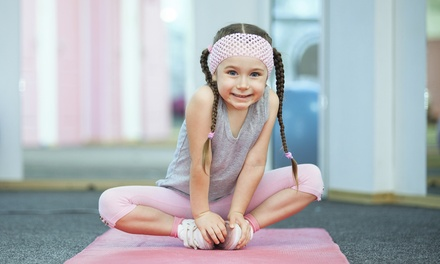 One-Week Kids' Yoga and Movement Camp for One or Two at Yoga Company (Up to 52% Off)