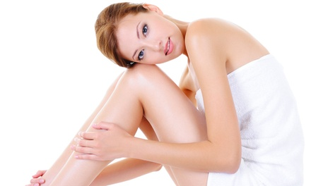 $276 Off Three Laser Hair-Removal Treatments on a Small Area at Medalase Aesthetic Centers