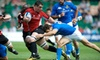 Rugby Canada - Toronto: $23 for One G-Pass to a Rugby Canada Men's Match Against Italy at BMO Field on June 15 at 7 p.m. (Up to $46 Value)