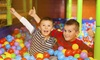 Dabuda Playhouse and Cafe - Bellevue: Admission for Two or Four Kids to Dabuda Playhouse and Cafe (Up to 52% Off)