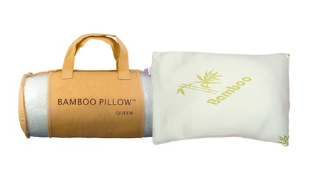Bamboo Comfort Pillow