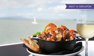 Skates on the Bay: $20 for $30 Towards Seafood and Steak for Lunch at Skates on the Bay