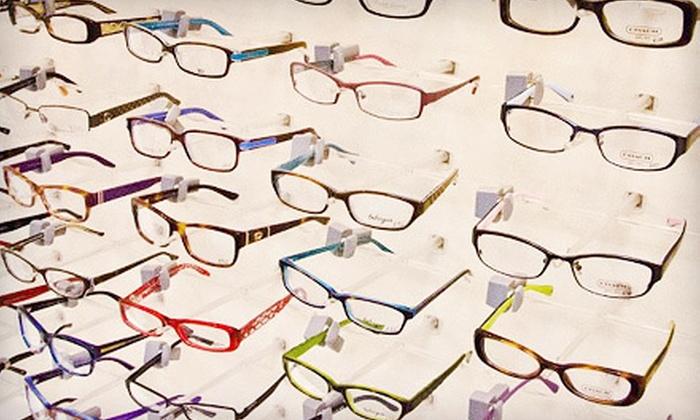 how to read an eye exam prescription