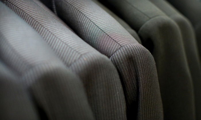 Snedicor's Cleaners - Multiple Locations: $10 for $20 Worth of Dry Cleaning from Snedicor's