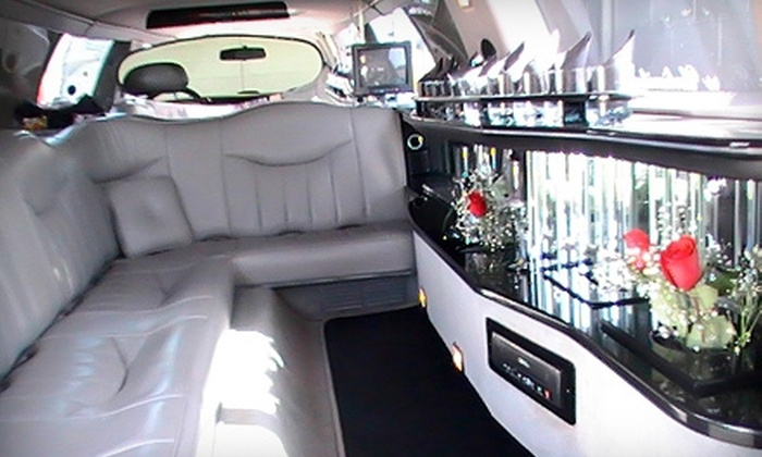 Luxury Limousine Tours Unlimited - Amarillo: $89 for Two Hours of Limo Service from Luxury Limousine Tours Unlimited (Up to $220 Value)