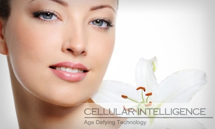 Cellular Intelligence - Near North Side: $55 for DermaFlash Facial Treatment from Cellular Intelligence ($125 Value)