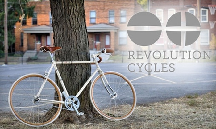 Revolution Cycles - Short North: $25 for a Bicycle Tune-Up at Revolution Cycles ($60 Value)